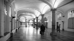 Market Halls in Halletoren (paul indigo) Tags: belfry belgium bruges brugge hallen halletoren paulindigo architecture halls travel