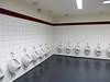 IMG_5567 (jaglazier) Tags: 2016 architecture bathrooms buildings cologne concretebuildings copyright2016jamesaglazier germany koln kolnopera operahouses september theaters toilets interiors urinals
