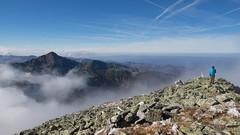 Peleaga at Retezat Mountains (Pianocchio) Tags: retezat transilvanien national park lake paleaga munti