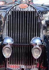 BUGATTI TYPE 57 Atalante (1936) (Jose Luis RDS) Tags: sony rx10 bugatti ettore atlanta 1936 coche car classic