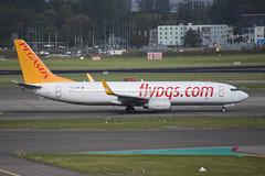 TC-CPA Boeing 737-800 Pegasus (Colin N Wells) Tags: boeing737800 pegasus tccpa
