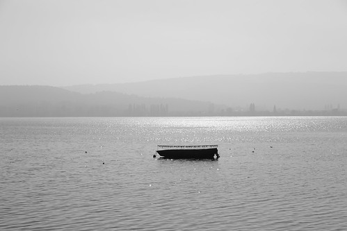 Autumn mood at the Lake of Constance