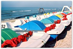 Morning on the beach in Koblevo. Black Sea, Ukraine. (Ігор Кириловський) Tags: fujicolorindustrial100 morning beach koblevo blacksea ukraine slr fujica stx1 xfujinon ebc 50mm f16 film