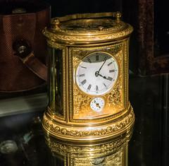 Carriage clock / Resevckarur (Gsta Knochenhauer) Tags: p9040923nik 2016 may panasonic lumix fz1000 dmcfz1000 clock stockholm royal palace castle sverige sweden resevckarur ur klocka carriage stockholms slott kungliga slottet nik