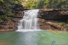 Kennedy Falls on the North Branch of the Blackwater River (Kenneth Keifer) Tags: acid appalachia appalachian blackwaterriver creek foliage kennedeyfalls kennedy kennedyfalls landscape leaves mountainstate northfork northforkoftheblackwaterriver october red river rocks stream thomas waterfall westvirginia wild wilderness autumn beautiful blur blurred cascade cascading cataract cave cliff colorful countryside fall flow flowing forest longexposure mining nature plunge plunging pollution remote runoff rural sandstone scenic stained trees whitewater woods