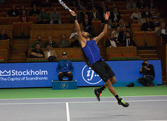 Dustin Brown, Stockholm Open 2016 (mraposio) Tags: canon eos 5d mkii stockholm open 2016 tennis atp dustin brown ef 70200mm f4