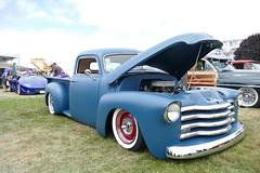 1948 chevrolet (bballchico) Tags: 1948 pickuptruck awardwinner carshow 1940s chevrolet fullcustom ronbeard loisbeard chopped sectioned lowered