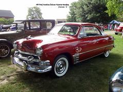 1951 Ford Crestline Deluxe Victoria Hardtop (JCarnutz) Tags: 1951 ford crestline deluxe redbarns spectacular gilmorecarmuseum
