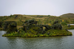 Klfastrandavogar (kzoop) Tags: iceland travel vacation europe lake myvatn nature hofdi lava