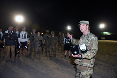 161123-Z-DZ751-281 (jim.greenhill) Tags: usaf airforce josephlengyel cngb cngblengyel nationalguardbureau ngb jointchiefsofstaff jcs troopvisit thanksgiving nationalguard usa army 1stcavalrydivision military jimgreenhill bagram afghanistan