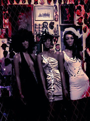 Charmed ones (JAMES @ studio 136) Tags: theface british supermodel sexy naomicampbell jamesmoss studio136 mannequin windows moldiv