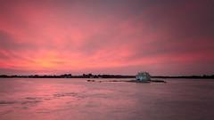 Saint-Cado-Brittany- (Lollivier Stéphane) Tags: saint cado bretagne france maison mer explore soleil feu coucher sunset nikon d3200 tokina nisi stephane lollivier sea