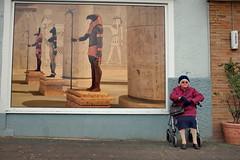 The Guardians (RadarO´Reilly) Tags: strase street strasenfotografie streetphotography ägypten egypt anubis bastet horus iserlohn nrw germany