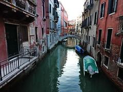 Rio dei Barcaroli, Venice