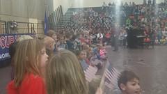 Morris Area High School's Veterans Program.