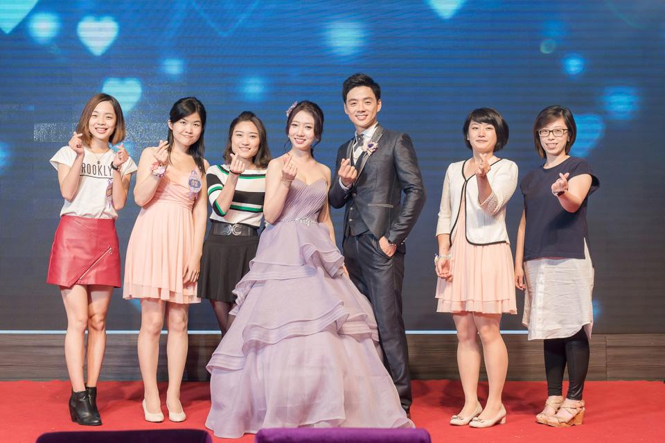 台南婚攝 婚禮紀錄 情定婚宴城堡 C & M 148