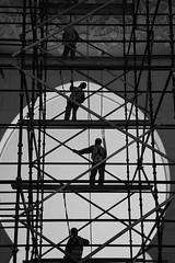 Men At Work (Robert Haandrikman) Tags: abu dhabi