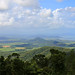 Great Dividing Range, looking towards Port Douglas and the Great Barrier Reef, Queensland, Australia