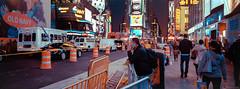 Call time (.Chris Lee) Tags: unicolor epson epsonperfectionv550photo fujifilm crowd film newyorkcity people selfdeveloped city unicolorc41powderkit kodakgold400 timessquare fujifilmtx1 kodak c41 gold hasselblad hasselbladxpan jobo kodakmax400 mediumformat nyc panorama panoramic person powder rangefinder tx1 urban xpan