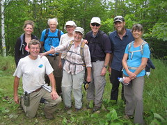 Larry Sampson (North Country Trail) Tags: hike100nct getoutside findyourpark exploremore nps100 superiorhikingtrail northcountrytrail season dayhike sht duluth mn minnesota volunteers workprojects stateline