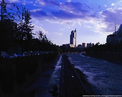 (Sofi Fuentes) Tags: chile santiago fotografia foto naturaleza ciudad photography photos nature city sunset summer spring fall winter fujifilm canon nikon atardecer river finepix s4500