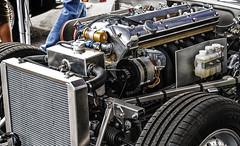 Jaguar V12 (PAJ880) Tags: jaguar jag xke v12 engine racecar lime rock historics ct detail