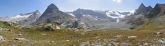 Cirque des Evettes (maxguitare1) Tags: paysage landscape paesaggio paisaje montagne mountain montagna montaña panorama france savoie canon glacier vanoise flickrunitedaward