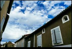 161004-0969-XM1.jpg (hopeless128) Tags: france sky eurotrip 2016 shutters buildings clouds nanteuilenvalle aquitainelimousinpoitoucharen aquitainelimousinpoitoucharentes fr