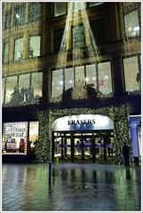 Frasers Buchanan Street (Ben.Allison36) Tags: frasers buchanan street glasgow scotland night shot hand held