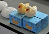 Fragonard duck soap (Vee living life to the full) Tags: eze cathedral perfume soaps fragonard still factory duck canard mass production bottles jars dark glass creme cream box shapes castle hill nikond300