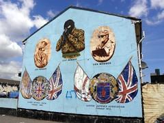 Belfast Murals - 22 (Penmorfa's Photos) Tags: belfast mural protestant