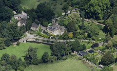 Iford Manor Estate in Wiltshire - UK aerial image (John D F) Tags: iford manor ifordvalley bradfordonavon wiltshire aerial aerialphotography aerialimage aerialphotograph aerialimagesuk aerialview droneview britainfromabove britainfromtheair viewfromplane