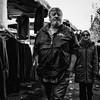 Portrait de rue#15 (Olivier DESMET) Tags: olivierdesmet street streetphoto photosderue scenederue candid lesgens noirblanc nb blackandwhite bw marché ricoh ricohgr gr 28mm monochrome