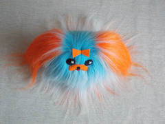 Plush dog_ fluffy dog_fuzzy dog_ furry dog_ small dog_childrens dog_stuffed dog_ blue orange dog_9 (Eli Rolandova) Tags: plushdog fluffydog fuzzydog furrydog furdog smalldog childrenstoy childrensdog stuffedtoy stuffeddog plushstuffedsmalldog blueorangedog ahndmadedog kawaiidog kawaiiplushies pillowsrollanda