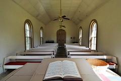 Polly's Chapel near Bandera, Texas (Diann Bayes) Tags: chapel bandera texas church faith travel tourism historic history culture religion
