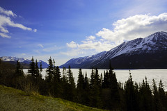 The Yukon (ShootsNikon) Tags: cruise snow canada mountains nature alaska landscape border lakes skagway yukon waterfalls snowscape hollandamerica whitepassyukonrouterailroad judybrown nikond3 judithmalley