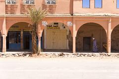 Town of Agdz (George Pachantouris) Tags: africa night desert market north el palm morocco marrakech souk medina marrakesh bazaar zagora fna jamaa ouarzazarte