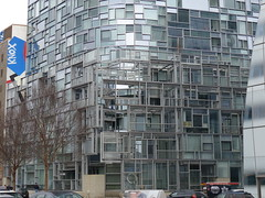 100 Eleventh Avenue by Jean Nouvel (pov_steve) Tags: nyc newyorkcity ny newyork architecture chelsea modernarchitecture highline jeannouvel