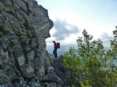 Escursionismo Sibillini - via del Canalino