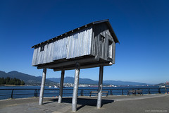 LightShed by Liz Magor (Zorro1968) Tags: art vancouver waterfront coalharbour lightshed lizmagor