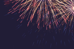 Night Falling (lorenzoviolone) Tags: world longexposure light sky night vintage dark fire reflex championship nikon fireworks explosion falling dslr wfc appleaperture fav10 skyfall d3100 nikond3100 worldwidefireworkschampionship