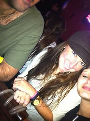 partying w/ olga