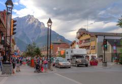 Banff AB - HDR (internat) Tags: canada calgary alberta banff hdr banffnationalpark 2013