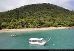 Fitzroy Island, Queensland, Australia (JH_1982) Tags: ocean vacation holiday beach water boats island boat holidays pacific fitzroy australia qld queensland tropical australien australie 澳大利亚 オーストラリア австралия 오스트레일리아