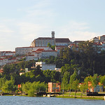 View of in Coimbra, Portugal