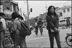 Shanghai上海1994 part4 Sichuan North Road 四川北路-72 (8hai - photography) Tags: road shanghai si north yang 上海 1994 bahai sichuan hui chuan part4 四川北路 yanghui shanghai上海1994
