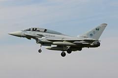 322 Typhoon RAF (Paul Rowbotham) Tags: eurofighter saudi typhoon 322 rsaf greenflag coningsby royalsaudiairforce