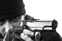 Guns N' Ladybugs (DiegoXVIII) Tags: mountain weapon ladybug guns