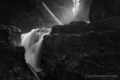 myra falls (Dave Mantel) Tags: landscape columbia vancouverisland british davemantel