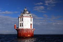 lighthouse (scott1346) Tags: blue light lighthouse water beautiful beauty bright ships illumination safety 1001nights chesapeakebay 1001nightsmagiccity flickrstruereflection1